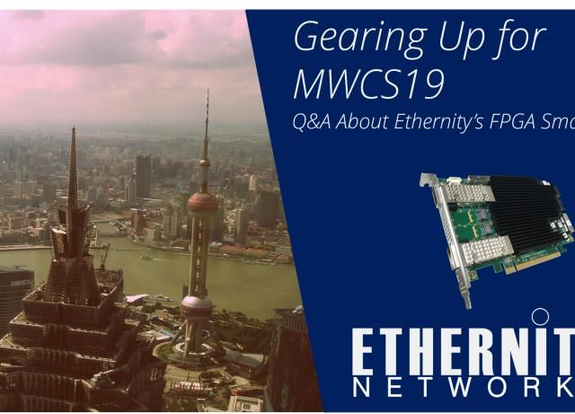 Gearing Up for MWCS19