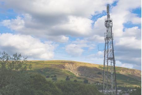 Bringing 5G Broadband. 3