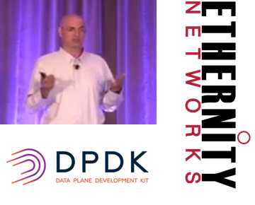 Barak speaking DPDK2