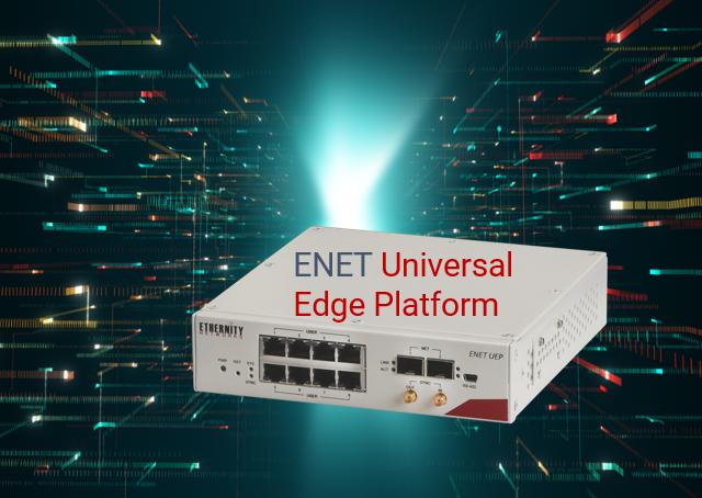 UEP Network Edge Needs