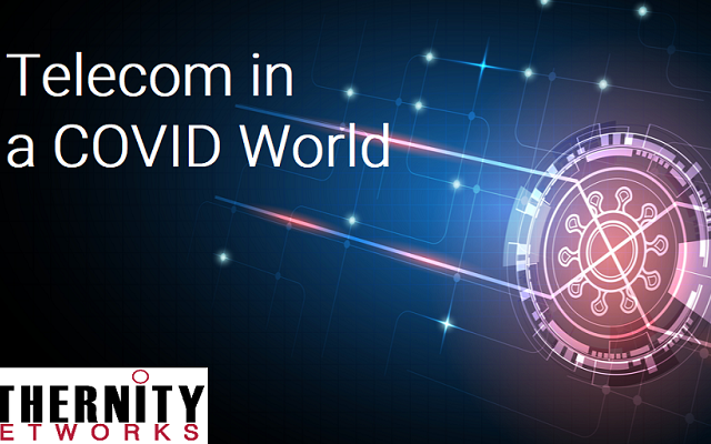 COVID Telecom Blog Lobby